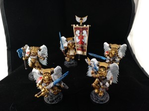 Sanguinary Guard - 1