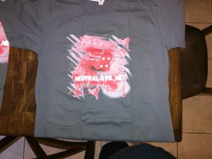 Neutral-Evil T-shirt http://www.zazzle.com/neutral_evil
